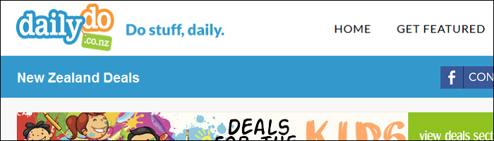 Deals Daily Nz