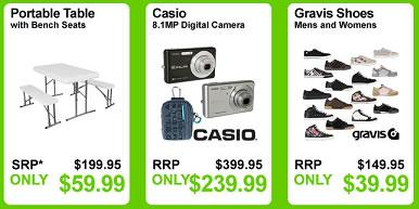 1-day-portable-table-casio-8.1mp-digital-camera-gravis-shoes