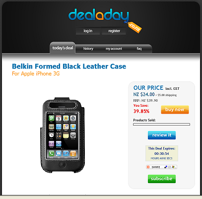 deal-a-day-belkin-leather-case-iphone