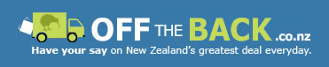 Off The Back Site Profile - OffTheBack.co.nz