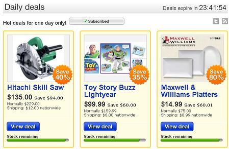 Daily deals electronics nz